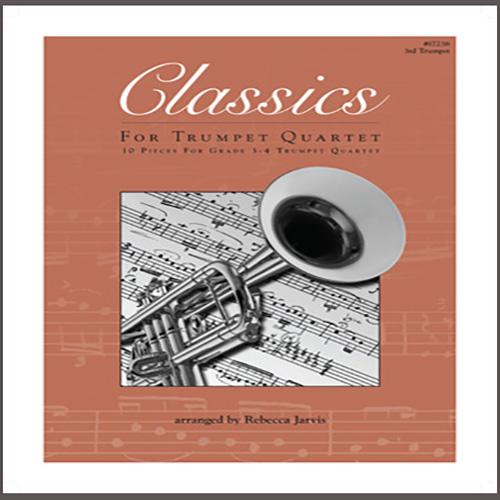 Rebecca G. Jarvis Classics For Trumpet Quartet - 3rd Trumpet profile picture
