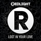 Download Redlight Lost In Your Love Sheet Music arranged for Piano, Vocal & Guitar - printable PDF music score including 10 page(s)