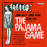 Download or print Hey There (from The Pajama Game) Sheet Music Notes by Richard Adler for Vibraphone Solo