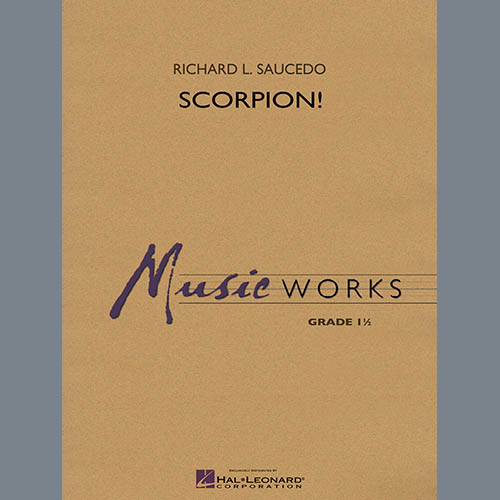 Richard L. Saucedo Scorpion! - Eb Alto Saxophone 2 pictures