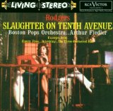 Download or print Slaughter On Tenth Avenue Sheet Music Notes by Richard Rodgers for Piano