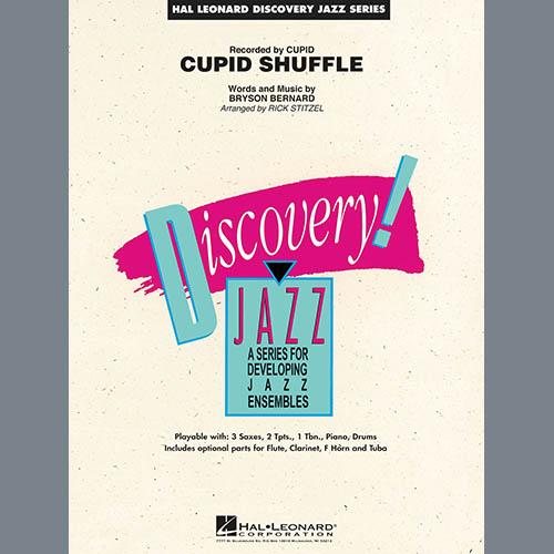 Rick Stitzel Cupid Shuffle - Tenor Sax 1 pictures