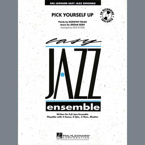 Rick Stitzel Pick Yourself Up - Baritone Sax profile picture