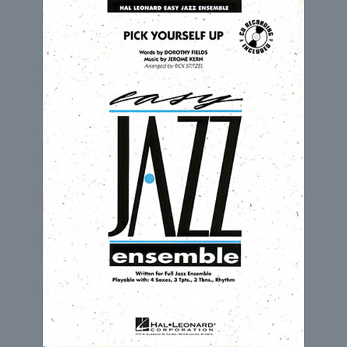 Rick Stitzel Pick Yourself Up - F Horn profile picture