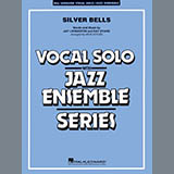 Download or print Silver Bells - Trumpet 4 Sheet Music Notes by Rick Stitzel for Jazz Ensemble