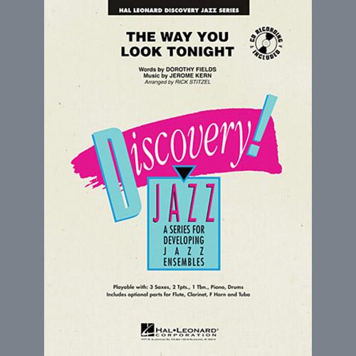 Rick Stitzel The Way You Look Tonight - Baritone Sax profile picture