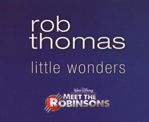 Rob Thomas Little Wonders profile picture