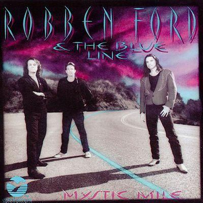 Robben Ford He Don't Play Nothing But The Blues profile picture