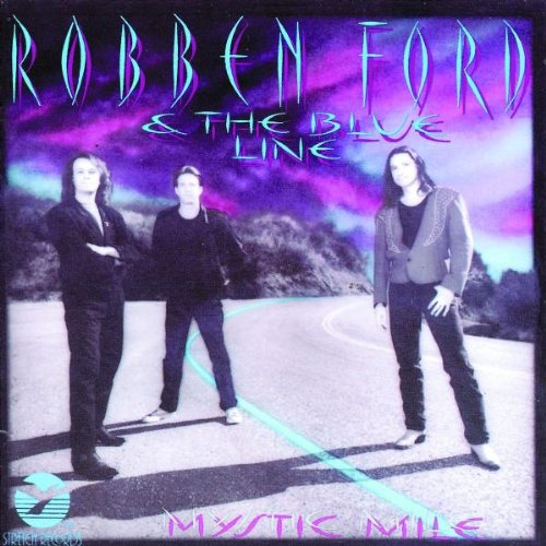 Robben Ford Misdirected Blues profile picture