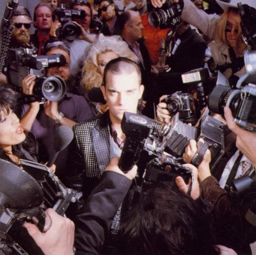 Robbie Williams Let Me Entertain You pictures