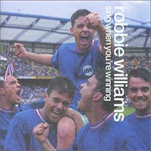 Robbie Williams Supreme pictures