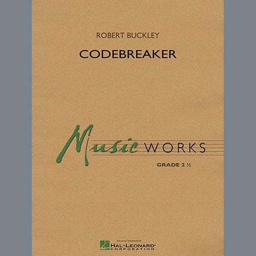 Robert Buckley Codebreaker - Percussion 2 pictures