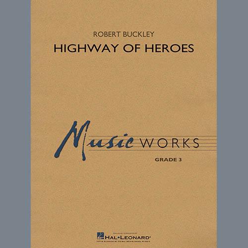 Robert Buckley Highway of Heroes - Bb Clarinet 2 profile picture