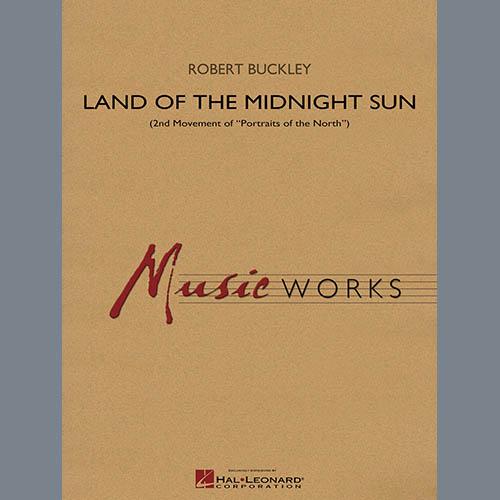 Robert Buckley Land of the Midnight Sun - Bb Tenor Saxophone pictures