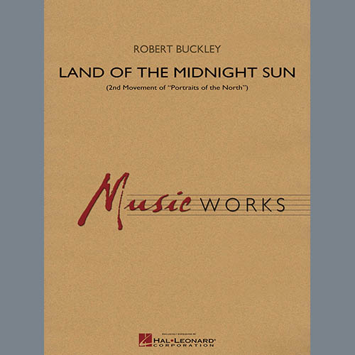 Robert Buckley Land of the Midnight Sun - Eb Alto Saxophone 2 pictures