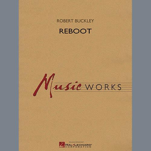 Robert Buckley Reboot - Percussion 1 pictures