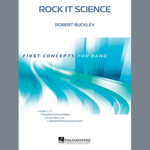 Robert Buckley Rock It Science - Percussion 1 pictures