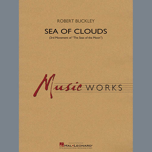 Robert Buckley Sea of Clouds - Bb Clarinet 3 profile picture