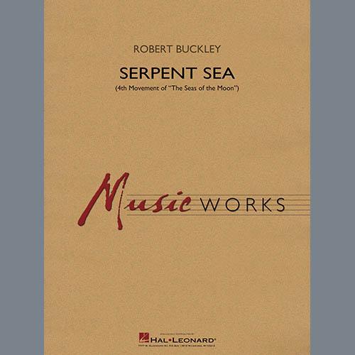 Robert Buckley Serpent Sea - Bb Clarinet 3 profile picture