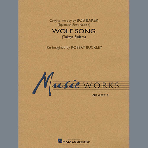 Robert Buckley Wolf Song (Takaya Slulem) - Trombone 1 profile picture