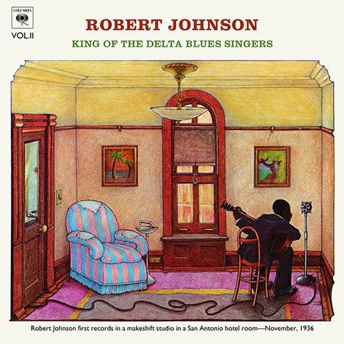 Robert Johnson Honeymoon Blues profile picture