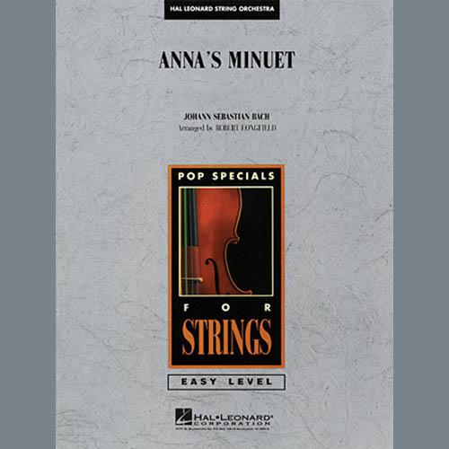 Robert Longfield Anna's Minuet - Conductor Score (Full Score) profile picture