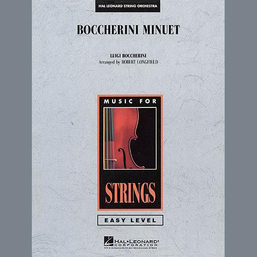 Robert Longfield Boccherini Minuet - Violin 1 profile picture