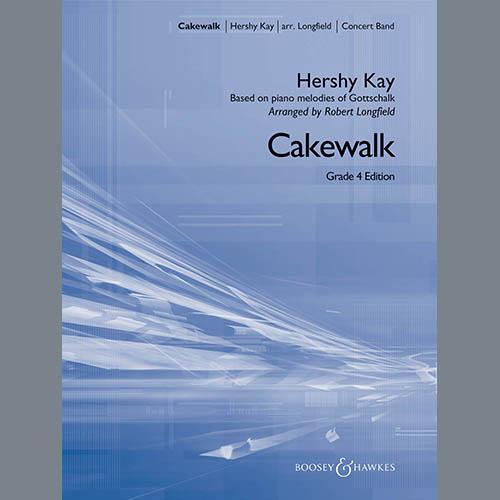 Robert Longfield Cakewalk - Percussion 1 pictures