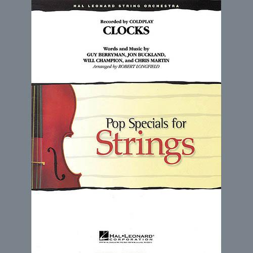 Robert Longfield Clocks - Violin 2 profile picture