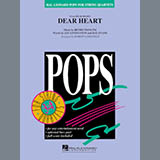 Download Robert Longfield Dear Heart - Cello Sheet Music arranged for String Quartet - printable PDF music score including 1 page(s)