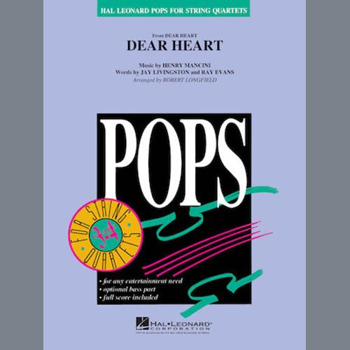Robert Longfield Dear Heart - Conductor Score (Full Score) profile picture