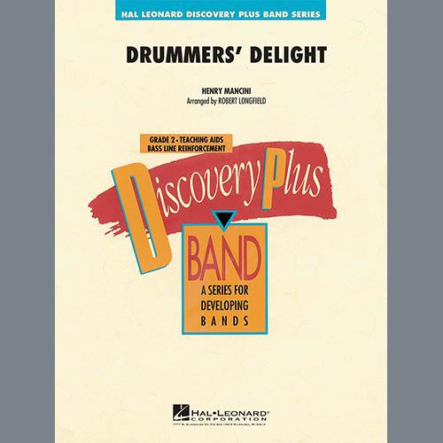 Robert Longfield Drummers' Delight - Bb Clarinet 1 pictures
