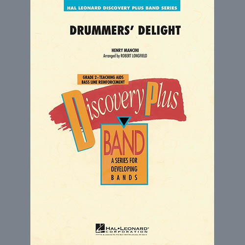 Robert Longfield Drummers' Delight - Percussion 1 pictures