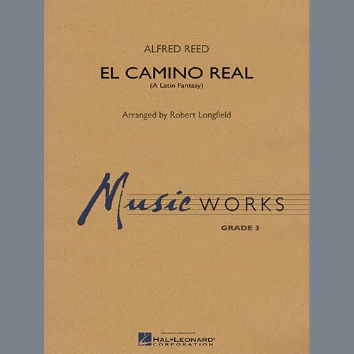 Robert Longfield El Camino Real - Percussion 1 pictures