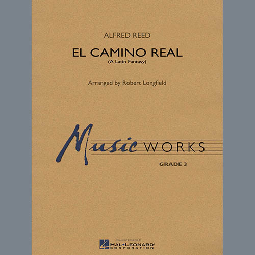 Robert Longfield El Camino Real - Percussion 2 pictures