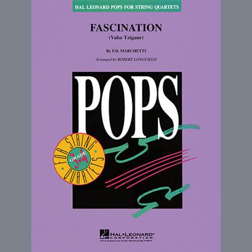 Robert Longfield Fascination (Valse Tzigane) - Conductor Score (Full Score) profile picture