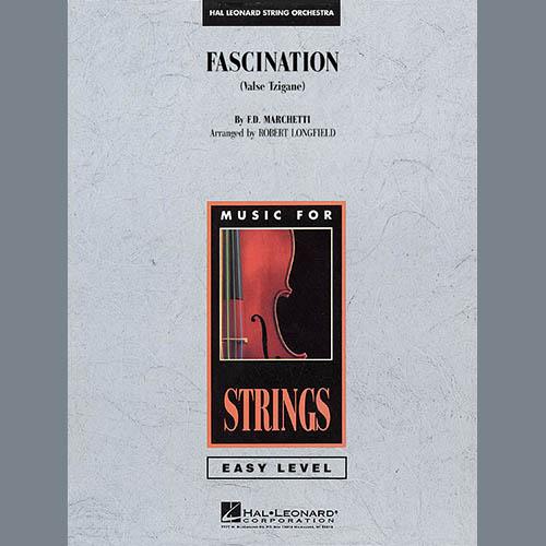 Robert Longfield Fascination (Valse Tzigane) - Violin 2 profile picture