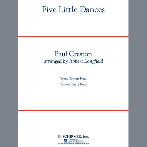Robert Longfield Five Little Dances - Trombone 1 pictures