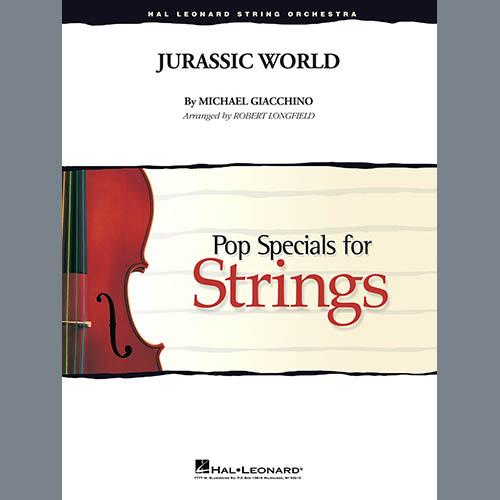 Robert Longfield Jurassic World - Violin 3 (Viola Treble Clef) profile picture