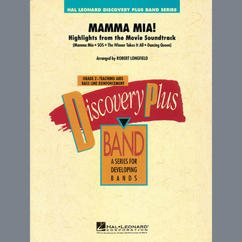 Robert Longfield Mamma Mia! - Highlights from the Movie Soundtrack - Percussion 1 profile picture