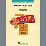 Download Robert Longfield O Christmas Tree - Bb Trumpet 1 Sheet Music arranged for Concert Band - printable PDF music score including 1 page(s)
