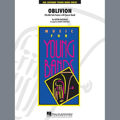 Robert Longfield Oblivion - Bb Trumpet 1 pictures
