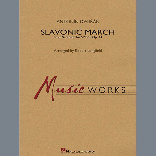 Robert Longfield Slavonic March (from Serenade for Winds, Op. 44) - Conductor Score (Full Score) profile picture