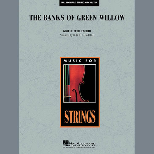 Robert Longfield The Banks of Green Willow - Conductor Score (Full Score) profile picture
