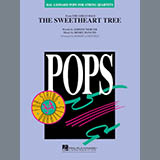 Download Robert Longfield The Sweetheart Tree - Conductor Score (Full Score) Sheet Music arranged for String Quartet - printable PDF music score including 4 page(s)