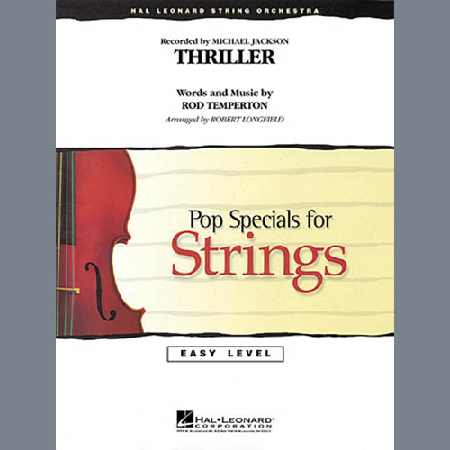 Robert Longfield Thriller - Violin 3 (Viola T.C.) profile picture