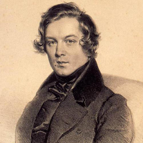 Robert Schumann Canonic Study in B Major Op56 pictures