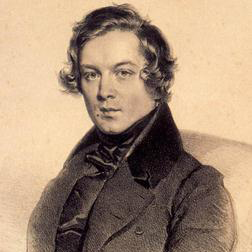Download or print Geschwindmarsch Sheet Music Notes by Robert Schumann for Piano