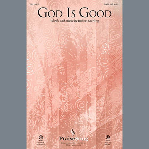 Robert Sterling God Is Good - Full Score pictures