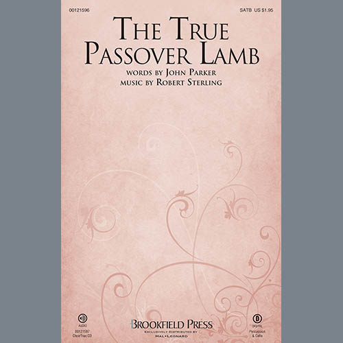 Robert Sterling The True Passover Lamb - Percussion pictures
